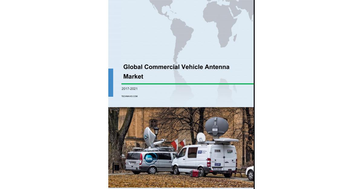 Commercial Vehicle Antenna Market, Automotive Antenna Market