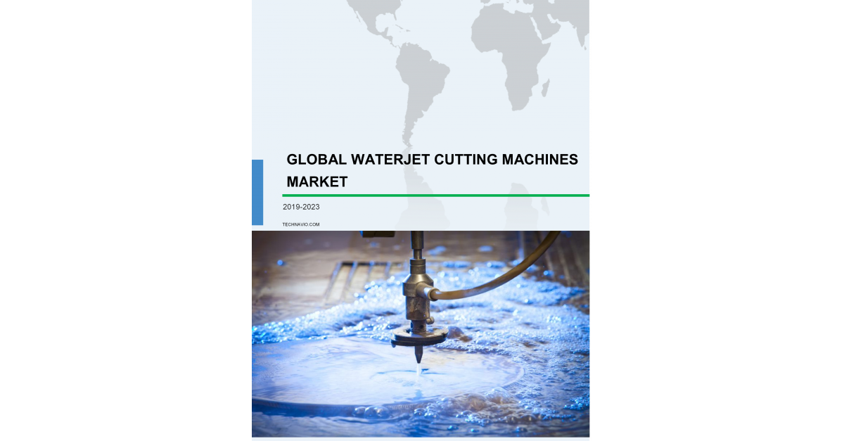Waterjet Cutting Machines Market | Size, Share, Trends