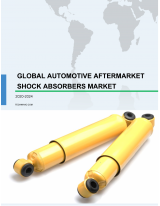 Automotive Aftermarket Shock Absorbers Market by Vehicle Type and Geography - Forecast and Analysis 2020-2024