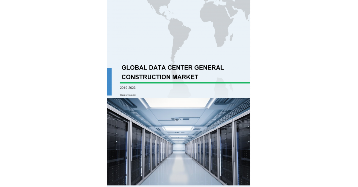 Data Center General Construction Market Size Growth & Share