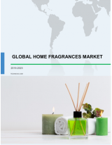 Home Fragrances Market by Distribution Channel and Geography - Global Forecast 2019-2023